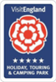 EE 5 Star Holiday Touring and Camping Park