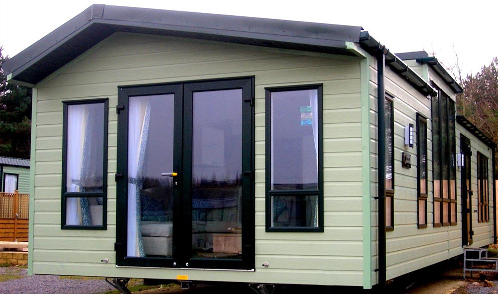 Willerby Linear 2018 exterior